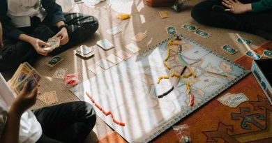 Jak powstają gry planszowe?
